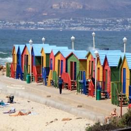 Cap Town et ses alentours