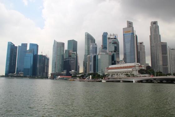 Singapour le temps d'une escale