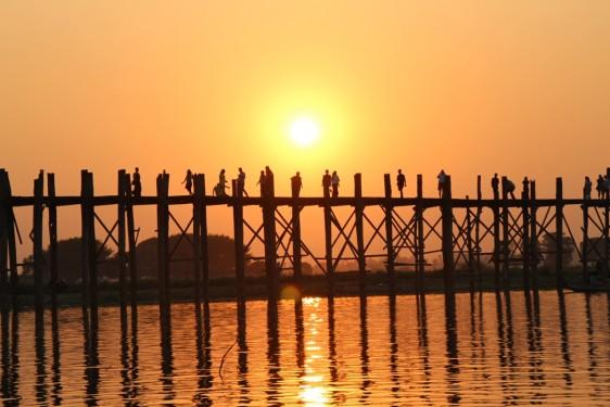 Nos débuts birmans : Mandalay et Bagan