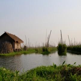 De Kalaw au Lac Inle