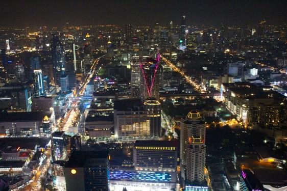 Bangkok l'agîtée
