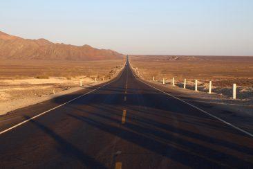 Panamericana road