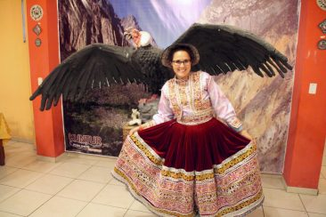 La danse du Condor