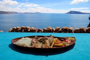 Ile Taquile  - Un délice